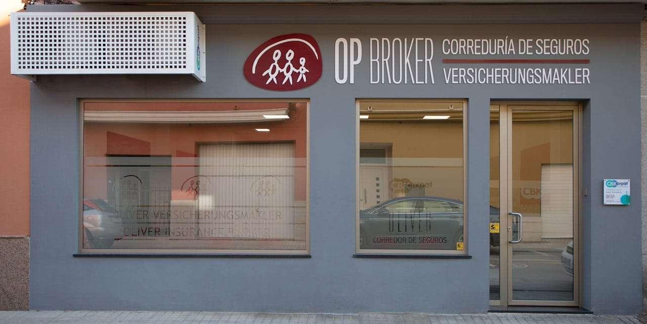 Op-Broker-Kontakt